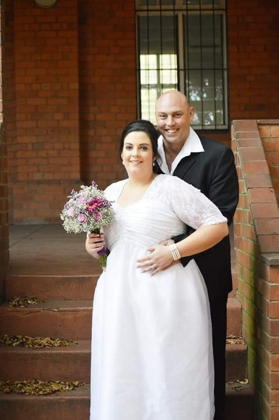 Mr & Mrs Jordaan