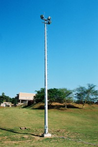 electrical-dept-High mast lighting-1
